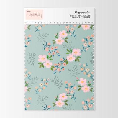 ilus kavadine aasaline dressikangas Fragment Designer Fabrics